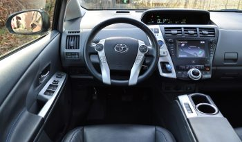 Toyota Prius Wagon 1.8 Dynamic Business | Full Hybrid | Leder | Pano | Navi | Led | Climate | Cruise | PDC | Trekhaak. full