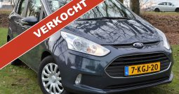 Ford B-Max 1.0 Ecoboost Style   101PK   Airco   Cruise   Navi   Carkit