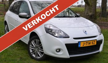Renault Clio Estate 1.2 TCe Night & Day